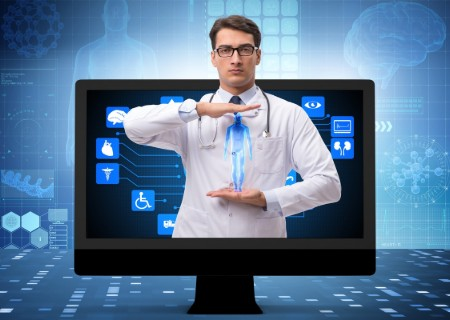 Treatment of Chronic Diseases Using Telemedicine
